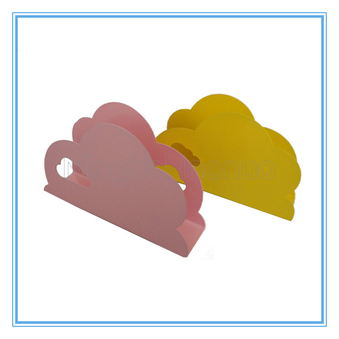 New Novelty Product Cloud Shape Tissue Paper Napkin Holder