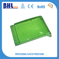 Customized auto body shell abs plastic sheet for vacuum forming oem parts