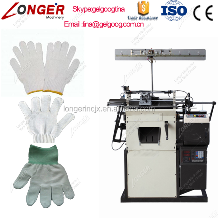 Full Automatic Glove Knitting Machinery Hand Gloves Machine For Production Work Gloves