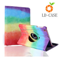 "360 degree Rotating leather case for iPad Pro 12.9"" with Magnetic Auto Wake/Sleep Function"