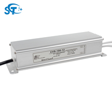 24V 100w constant voltage ip67 sealed waterproof led lighting driver, outdoor ac dc switching power supply for CCTV