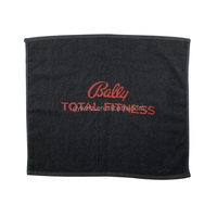 Personalized Gym Club Advertising Custom printed Promotional Towel