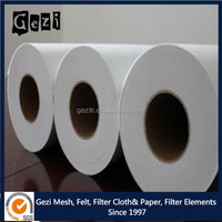 bag filter paper in roll