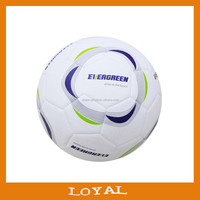 machine sewn wholesale football soccer