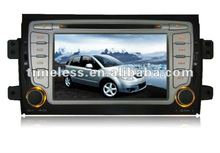 Special for Suzuki SX4 Car GPS Navigation with DVD Ipod TV Steering Wheel Control
