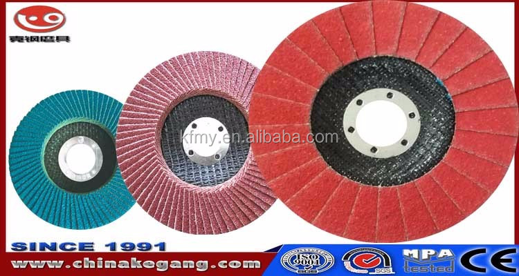 velcro backing pads for abrasive flap disc