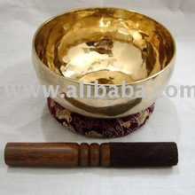 Tibetan Old Looking Singing Bowl