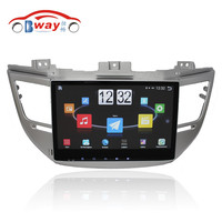 "Bway 10.1"" quadcore Android car radio for 2015 HYUNDAI IX35 New Tucson android 4.4 car dvd with 3G,wifi,1G RAM,16 GB Nand,1080P"