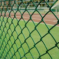 Direct Factory High Quality PVC Coated Chain Link Fence/ Hot Dip Galvanized Chain Link Fence