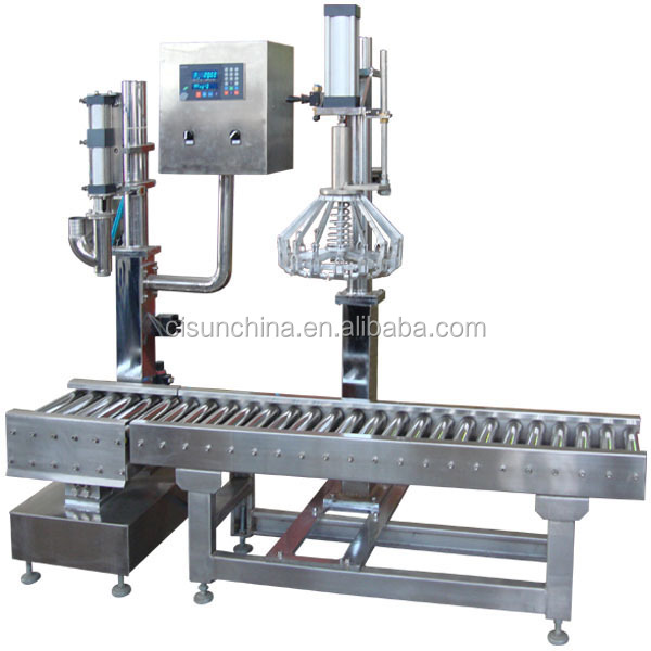 paint oil filling equipment