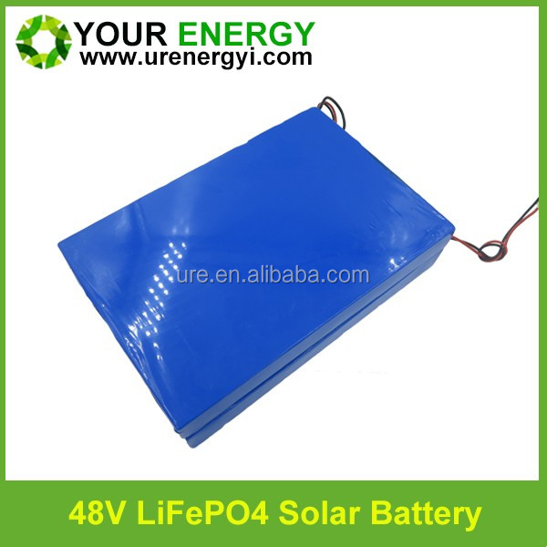solar lighting box 18650 rechargeable 48 volt 14ah lithium ion battery pack