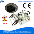 Led Bulb Smd Mounting Machine Automatic Assembly Line TVM802A With SMD Components