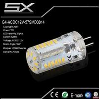 G4 LED bulb DC/AC 12V 1.5w led g4 light