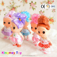 2 Inch Plastic Baby Dolls Small Cute Toys