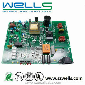 One stop service manufacturer for pcb and pcba assembly production