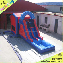 Factory direct sale Commercial inflatable water slide jumping castles
