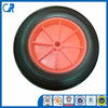 High quality Small Pneumatic wheels and tires Solid rubber wheel