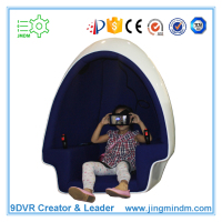 Virtual Reality simulator new attractions with basketball shooting Interactive 9D VR cinema hot business