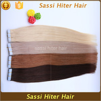 Beautiful Double Drawn Human Hair Hair Topic