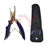 Stainless Steel Fishing Pliers Scissors Hook