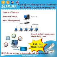 SAMING PMC BIOS Based Backup and Restore Software/ System Restore on Reboot Software/ Computer Asset Management Software