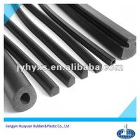 Jiangyin Huayuan offer extraordinary quality epdm sponge rubber door seal strip