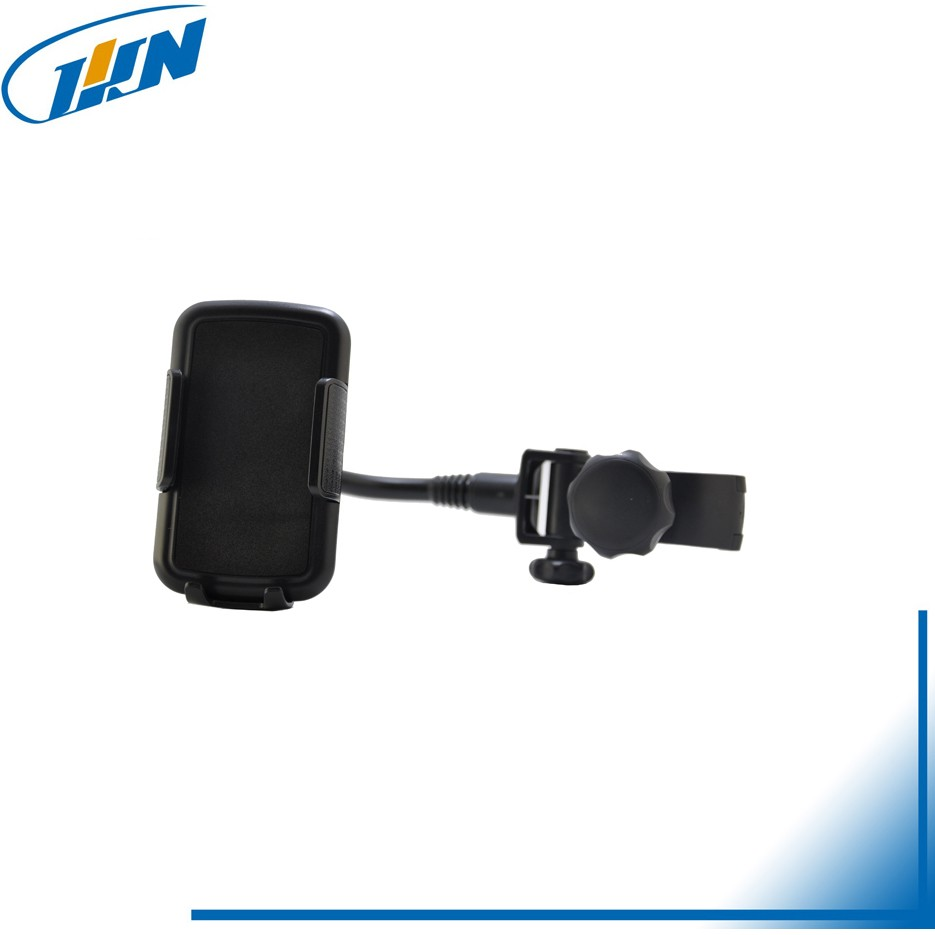 090082 Wholesales Quick Release Button car headrest mount holder car cell phone mount