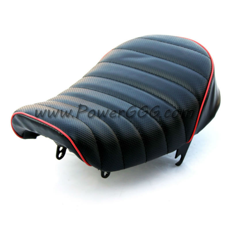Personality breathable seat cushion small bike motorcycle monkey seat fit for monkey Z50 ST18