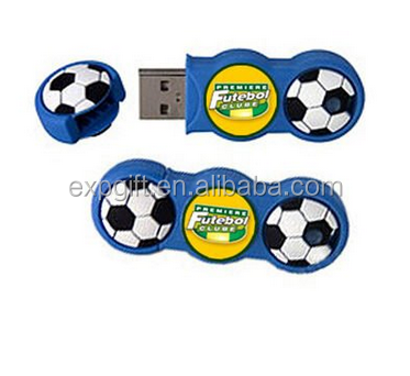 Football USB Flash Drive / Soccer Hat USB Flash Drive / Ball USB Flash Drive