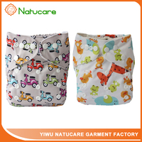 New Modern Resuable OS Colored Snaps Pocket Cloth Diapers