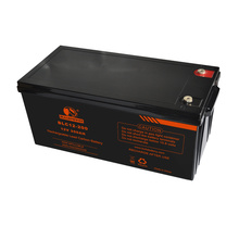 rechargeable solar energy storage deep cycle battery 12v 200ah ups battery
