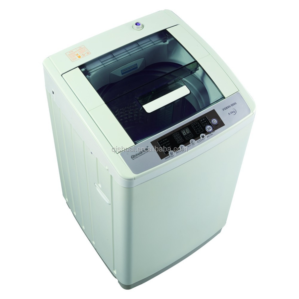 9kg coin operated automatic washer and dryer machine