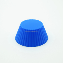 Round Non-stick Reusable Mini Silicone Rubber Cupcake Muffin Baking Cups