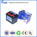 High quality Maintenance Free DIN62 12V62ah Car battery Charger