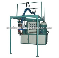 PU Shoes Sole Moulding Making Machine Factory Price in China