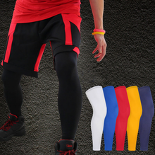 Leg Sleeve Basketball Football brace Compression Calf Support Cycling Running Ski/Snowboard Kneepad Sock Protector Shin Guard