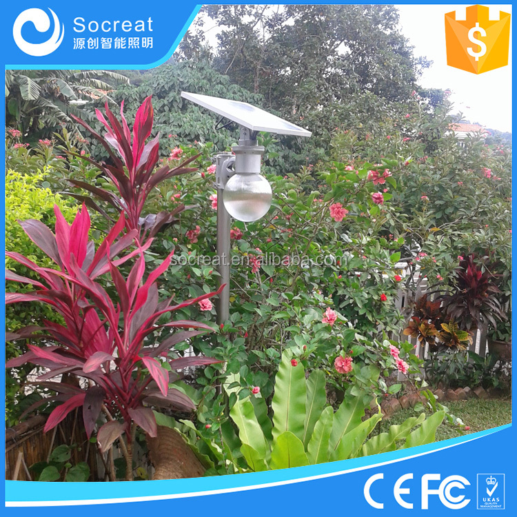Outdoor Garden Lights with CE, CCC Approved ,cast iron courtyard light pole