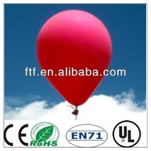 Cheap giant customized floating PVC inflatable helium balloon