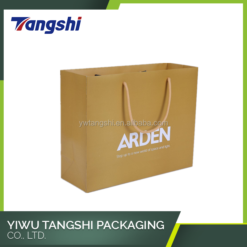 large packaging paper bags for clothes