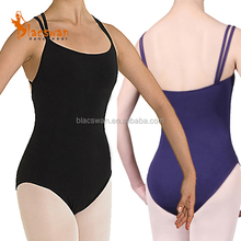 double straps Ballet Dance Leotard