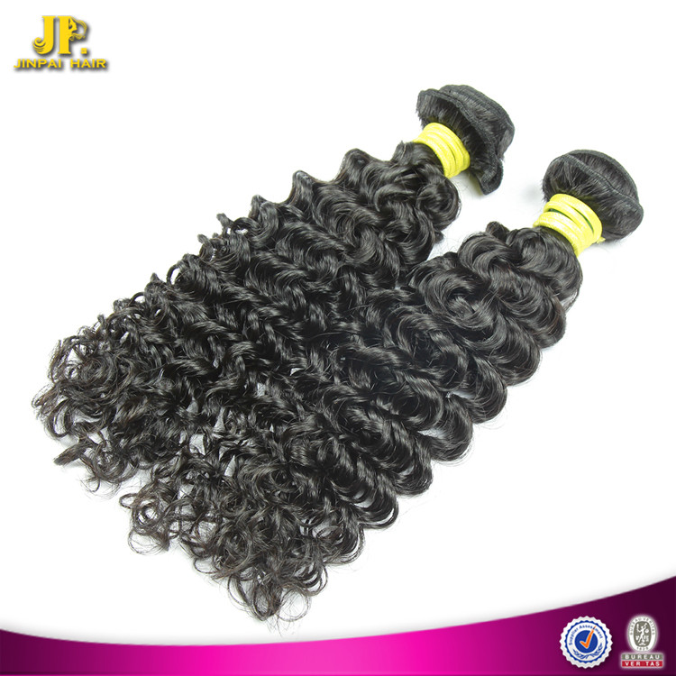 JP Hair Virgin Unprocessed Brazilian Tight Curly Hair