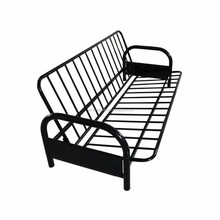 cheap steel folding sofa bed frame