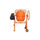 electric portable Wheelbarrow-style Mini Concrete Mixer 180L