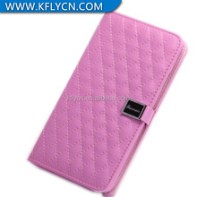 Unusual Mobile phone leather case for Samsung S5