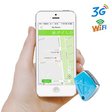Real Time Tracking Keychain Child 3G Gps Personal Tracker