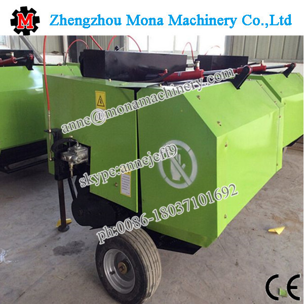 Mini Round Pine Straw Baler For Sale,