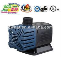 ECO high-tech power saving 5m/10m PVC line pond water pump