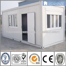 Low cost prefabricated portable dwellings