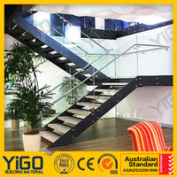New design modern wood stairs