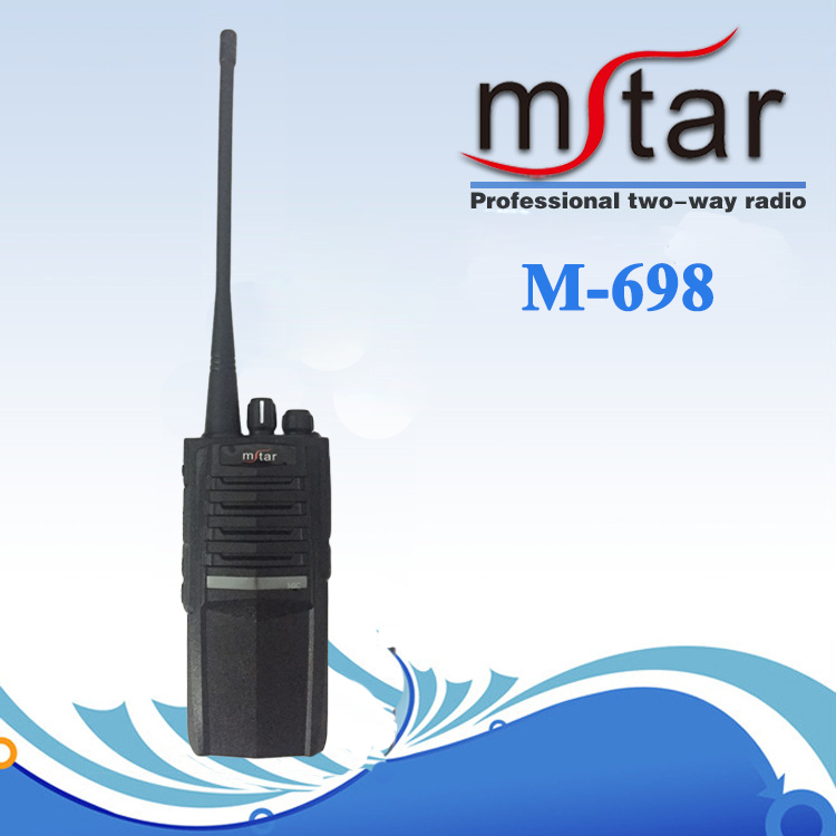 High power 10W Mstar newest two way radio M-698 wireless walkie talkie